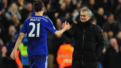 Mourinho: Matic Ingin Bergabung Bersama United !!
