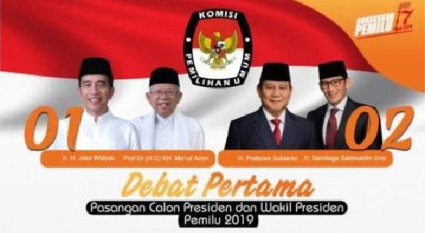 Indonesia Menanti Debat Substansi Capres-Cawapres