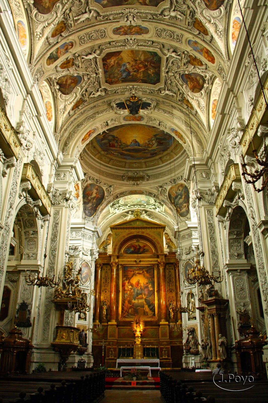 Santa María Rotunda, Viena