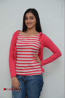 Telugu Actress Mouryani Latest Pos in Blue Denim Jeans  0071.JPG