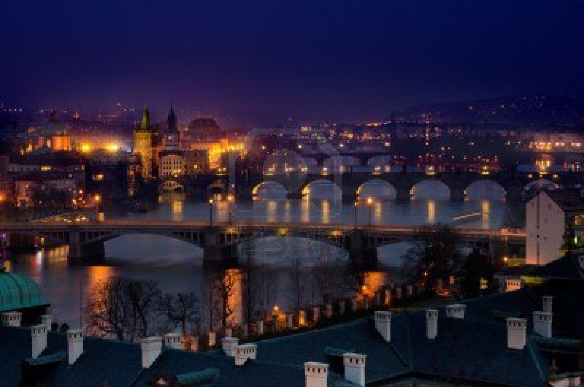 Bridges: Bridges In Prague