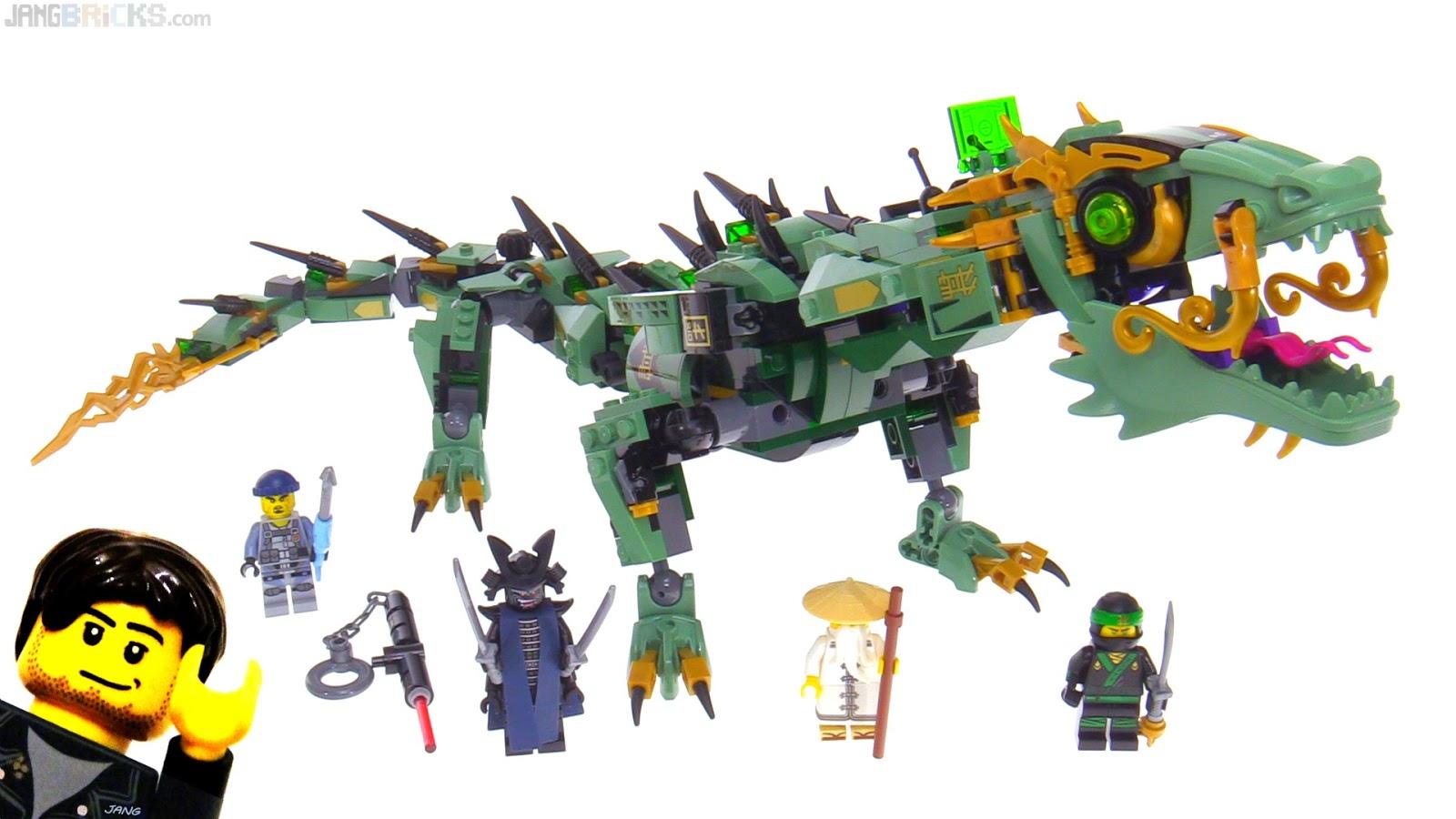LEGO Ninjago Movie set reviews so far