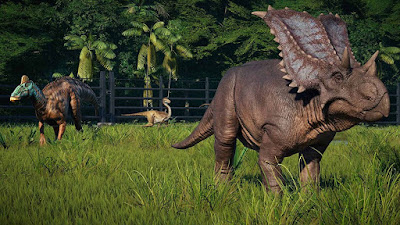 Jurassic World Evolution Game Screenshot 8