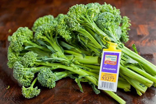 Roasted Baby Broccoli Recipe