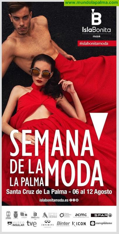 Isla Bonita Moda pondrá a disposición del público las entradas para la Semana de la Moda de La Palma