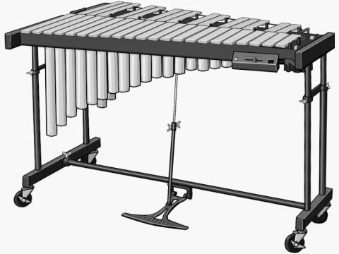 vibra phone : melodic percussion