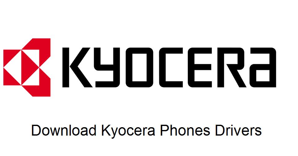Download Kyocera Phones Drivers | Yemen-Pro
