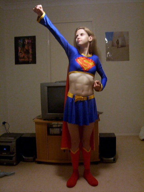 HeroPress: Is It Supergirl Sunday Time Already?Superwoman Costumes For Teens