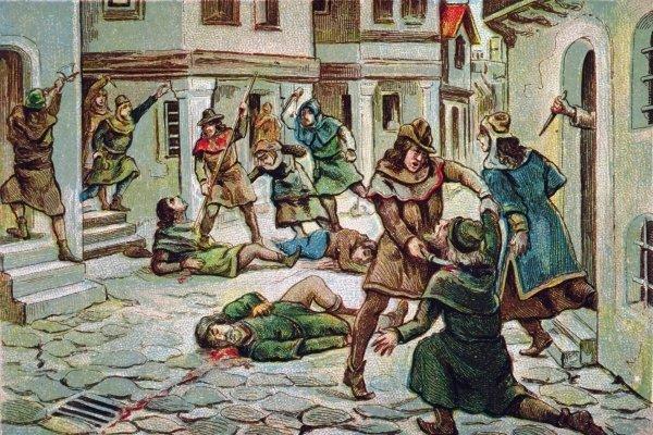 Revuelta antijudía de 1391 (Sevilla).