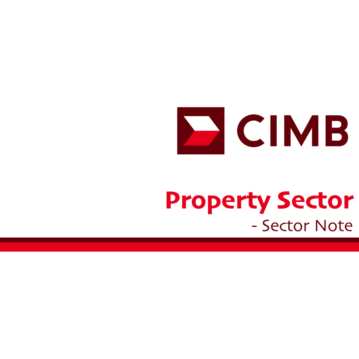 Navigating Singapore ~ Property - CIMB Research 2016-12-05: Overweight , good value