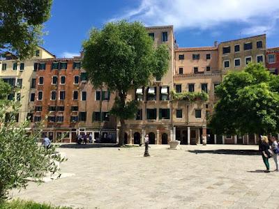 The Ghetto in Venice today - Cat Bauer - The Venice Insider