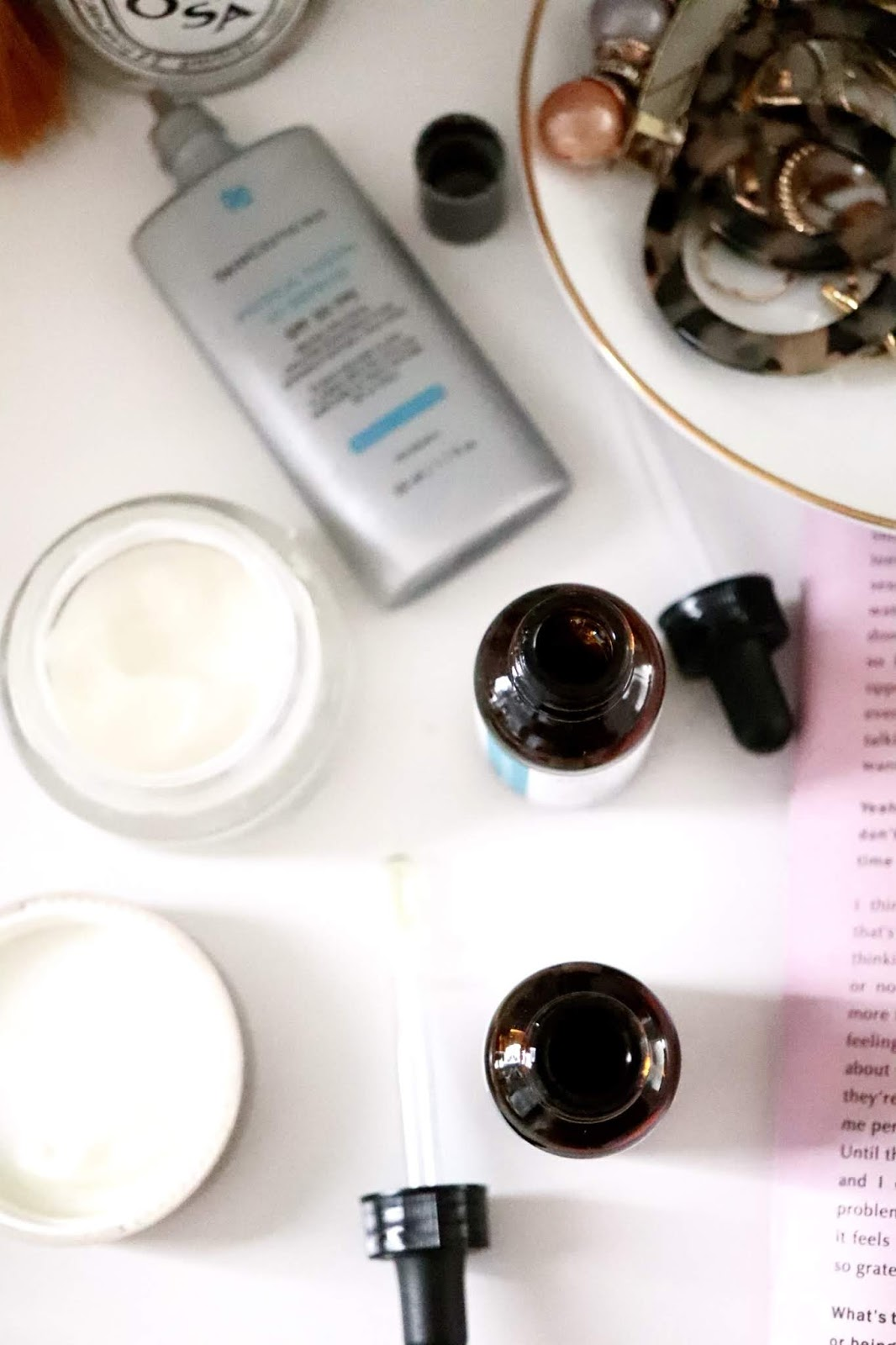 1clinic toronto skinceuticals glowup facial