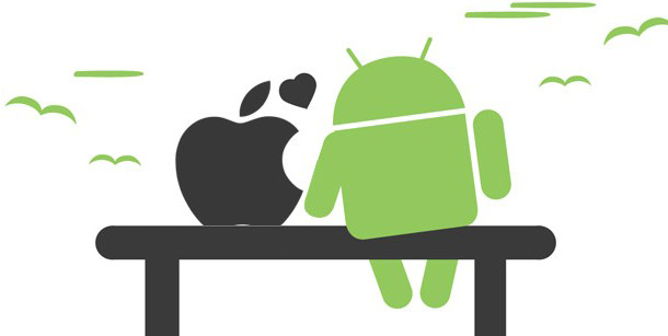 Cara menjalankan aplikasi, game iOS di android.