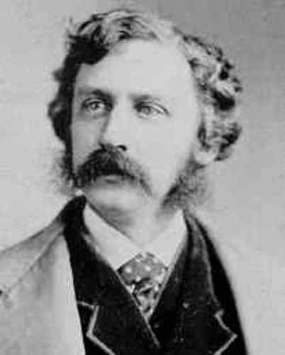 Bret Harte as a young man