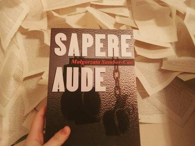 [RECENZJA] Sapere aude - Małgorzata Sambor-Cao