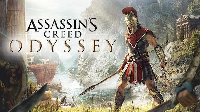 Spesifikasi Game Assassin's Creed Odyssey