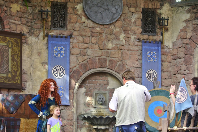 Disney's Brave, family vacation