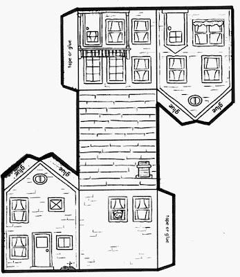 Plan Maquette Maison Gratuit