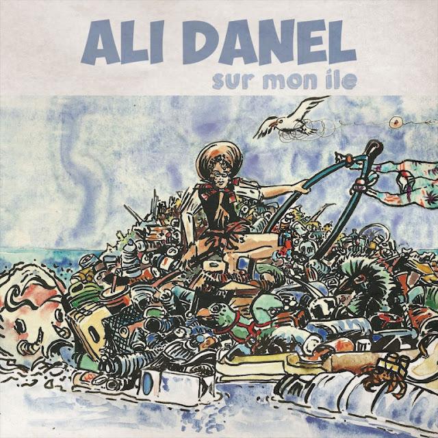 Ali Danel – Sur mon île