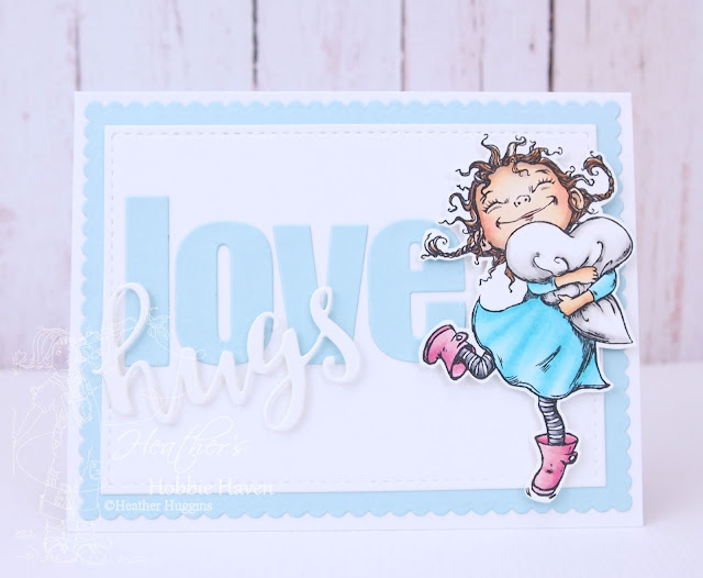 Heather's Hobbie Haven - Love You Card Kit