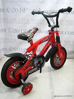 4 Sepeda Anak Merino 12-2209-9 Suspension 12 Inci