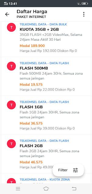 List Harga Server Pulsa Chipsakti Yang Murah-Meriah