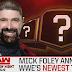 Mick Foley irá anunciar o mais novo titulo da WWE durante o RAW de hoje