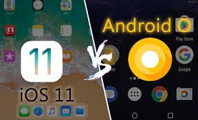 iOS 11 vs Android 8.0 Oreo: OS Mobile Mana yang Terbaik Sejauh ini?