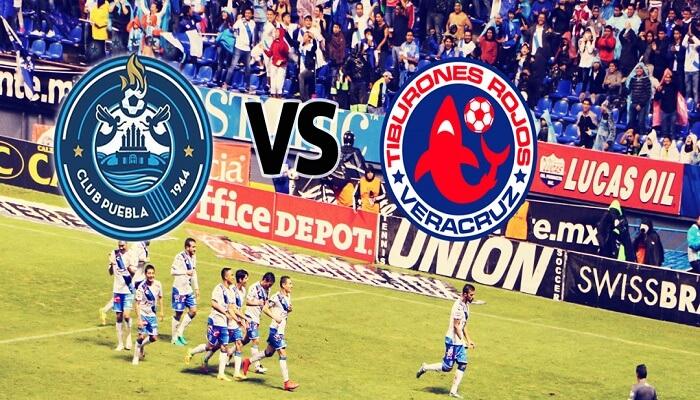 Ver Puebla vs Veracruz En Vivo