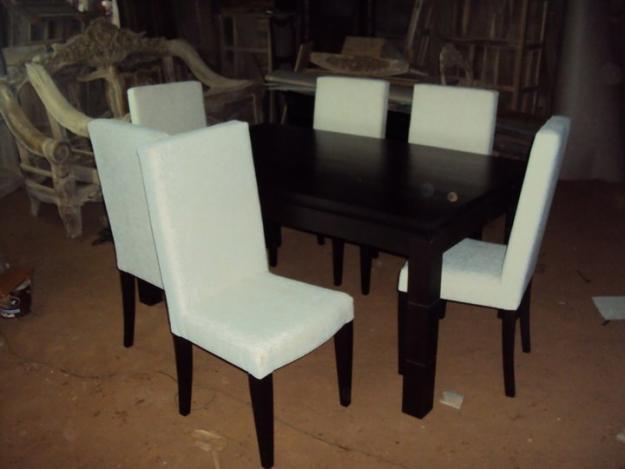 meja makan minimalis mewah modern
