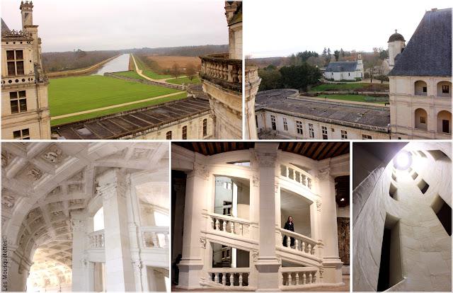 Terrasses et Escalier Doubles Révolutions - Les Mousquetettes©