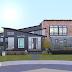 ブラッドリー家の家を改装 1 ~外観・温室・テラス・庭~