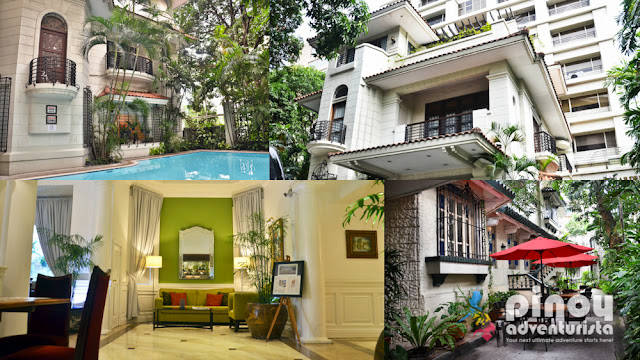 Old Structures in Manila turned into Boutique Hotels in Manila