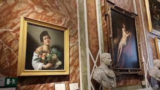 Baiatul cu un cos de fructe- Caravaggio