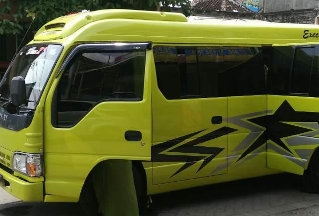 Travel tour carter surabaya juanda jember