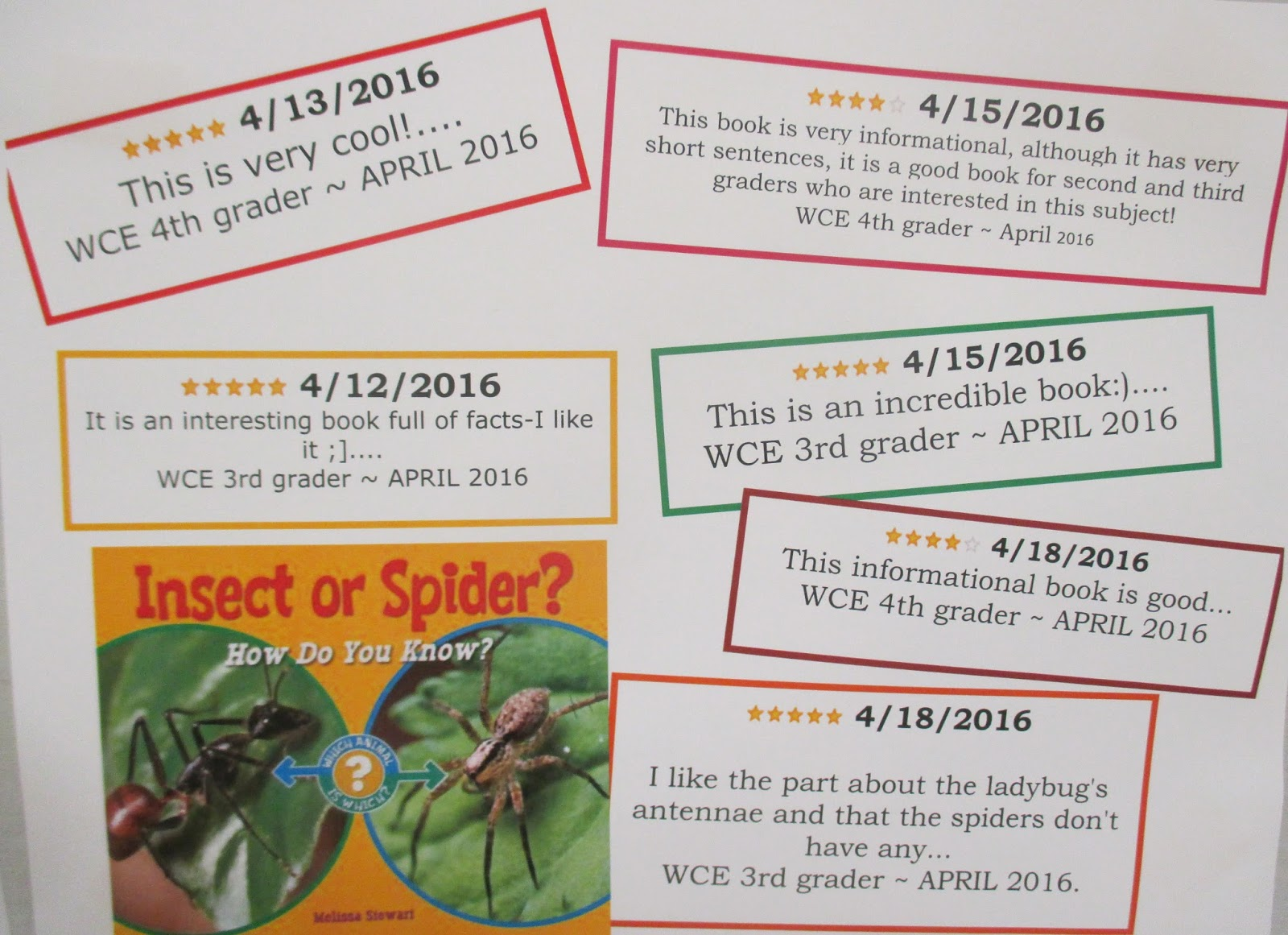 Celebrate Science: Showing Students that Their Opinions Matter