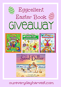 Children's Easter Book Giveaway