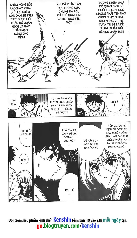 Rurouni Kenshin chap 32 trang 18