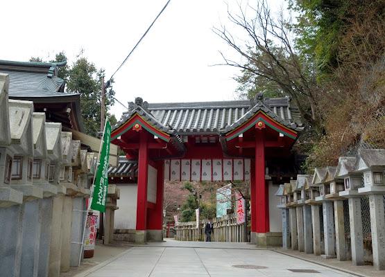 赤門(背面)