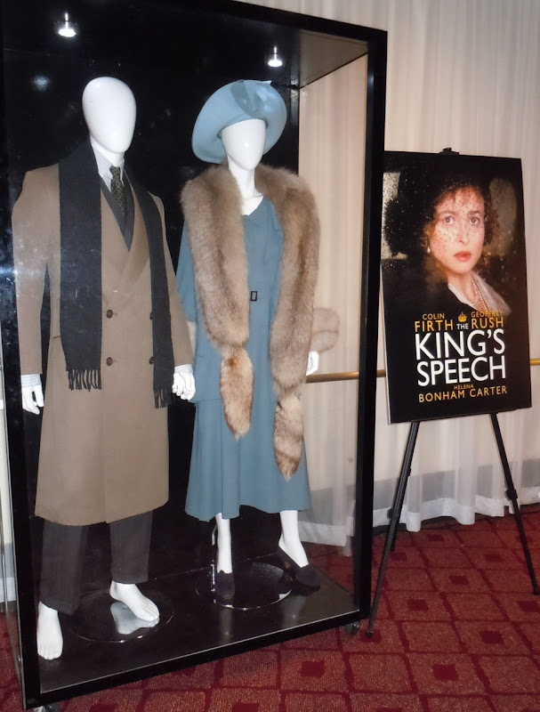 Jenny Beavan The King's Speech film costumes