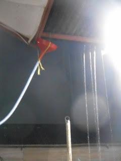 alat penyalur air sederhana