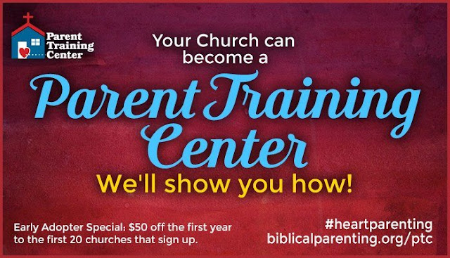 Your Church Can become a Parent Training Center