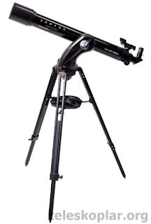 Celestron cosmos 90gt wifi teleskop incelemesi