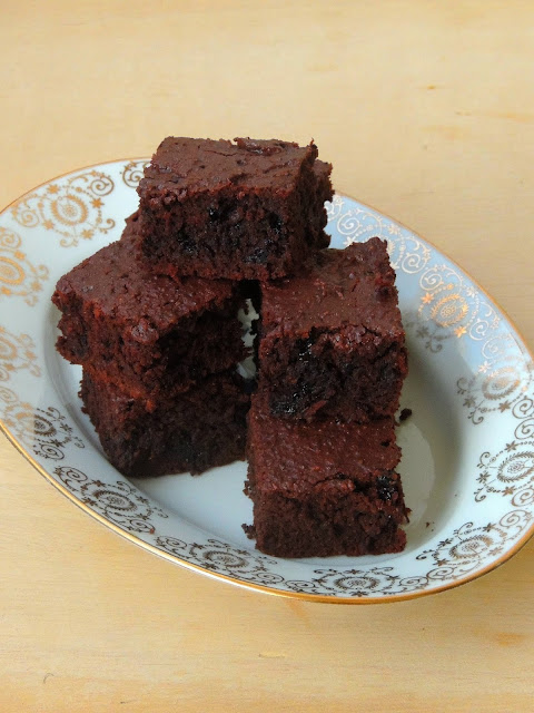 Cornflakes Brownies