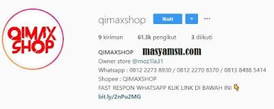 Begitu populernya Free Fire sekarang banyak sekali agen penjual diamond FF, salah satunya adalah Qimaxshop. Berikut penjelasan mengenai Qimaxshop dan cara melakukan top up diamond FF murah.