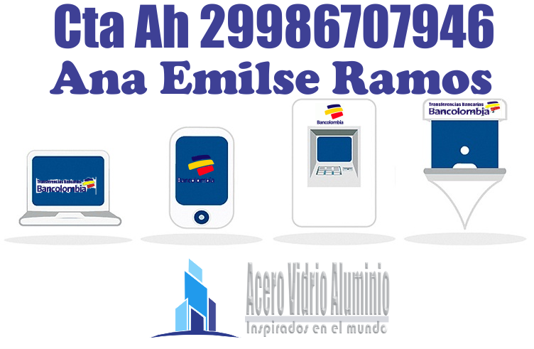 Transferencia Bancolombia