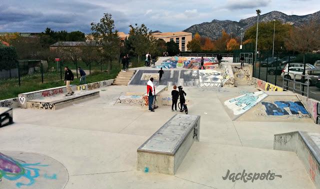 Skatepark Gemenos