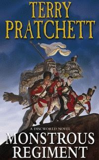 Terry Pratchett - Monstrous Regiment PDF