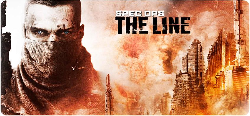 Música Spec Ops The Line