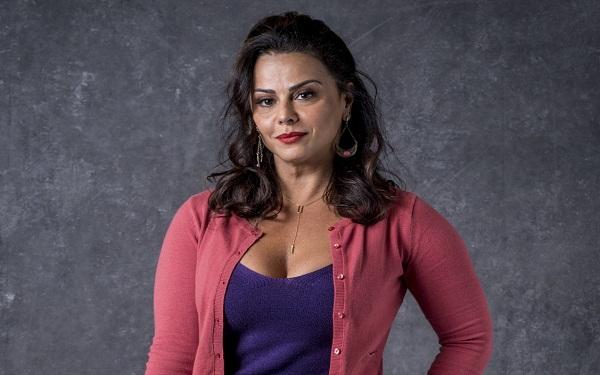 Viviane Araújo volta às novelas em 'O Sétimo Guardião' (Fonte:Reprodução/ Gshow)